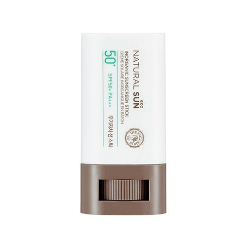 Kem chống nắng The Face Shop NATURAL SUN ECO INORGANIC STICK