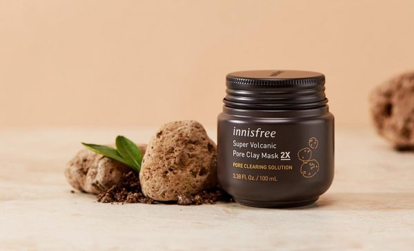 Mặt nạ Innisfree Super Volcanic Pore Clay Mask 2X 100ml